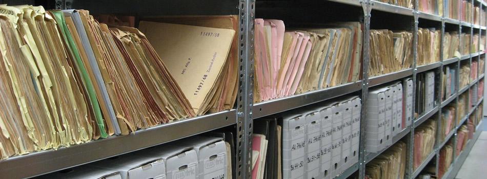 Ureditev arhiva, ureditev arhivskega prostora